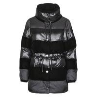 Textiel Dames Dons gevoerde jassen Emporio Armani 6H2B80 Zwart