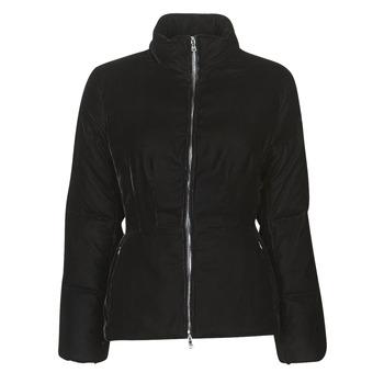 Textiel Dames Dons gevoerde jassen Emporio Armani 6H2B95 Zwart