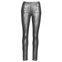 Textiel Dames 5 zakken broeken Emporio Armani 6H2J20 Grijs / Zilver