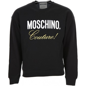 Textiel Heren Sweaters / Sweatshirts Love Moschino ZA1719 Zwart