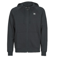 Textiel Heren Sweaters / Sweatshirts Under Armour UA RIVAL FLEECE FZ Zwart