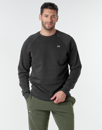 Textiel Heren Sweaters / Sweatshirts Under Armour UA RIVAL FLEECE CREW Zwart