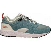 Schoenen Heren Lage sneakers Karhu FUSION 2.0 cameo-blue-lily-whit