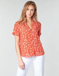 Textiel Dames Tops / Blousjes Vero Moda VMSOFIE Rood