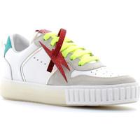 Schoenen Dames Lage sneakers Semerdjian Versione Blanc