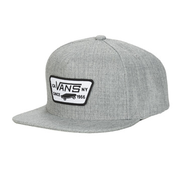 Accessoires Heren Pet Vans FULL PATCH SNAPBACK Bruin