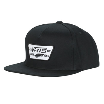 Accessoires Heren Pet Vans FULL PATCH SNAPBACK Zwart