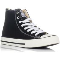 Schoenen Hoge sneakers Victoria 106500 Zwart