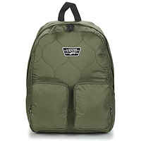 Tassen Dames Rugzakken Vans LONG HAUL BACKPACK Grape / Leaf