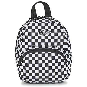 Tassen Rugzakken Vans GOT THIS MINI BACKPACK Zwart / Wit
