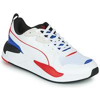 Schoenen Heren Lage sneakers Puma X-RAY Wit / Blauw / Rood