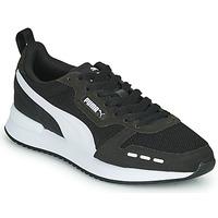 Schoenen Heren Lage sneakers Puma R78 Zwart