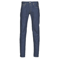 Textiel Heren Straight jeans Replay GROVER Blauw / Donker