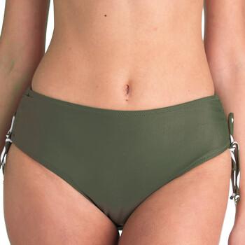 Textiel Dames Bikinibroekjes- en tops Deidad BAS 17021/702 Groen