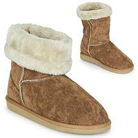 Schoenen Dames Sloffen Cool shoe SIERRA WOMEN Bruin