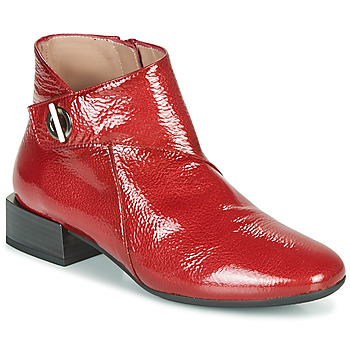 Schoenen Dames Laarzen Hispanitas ANETO Rood