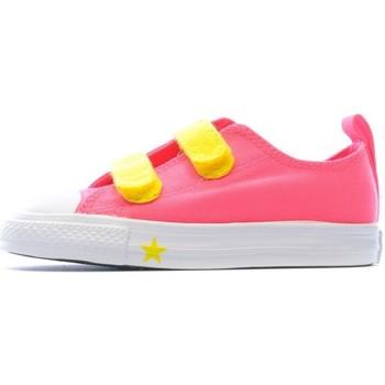 Schoenen Meisjes Lage sneakers Converse  Roze