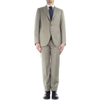 Textiel Heren Kostuums Cesare Attolini S20MA17 V21 Beige