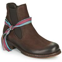 Schoenen Dames Laarzen Felmini COOPER Bruin