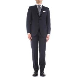 Textiel Heren Kostuums Kiton K06S12/36 Blue