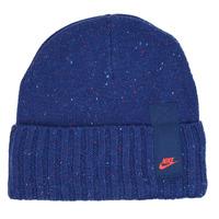 Accessoires Muts Nike U NSW BEANIE CUFFED FUT UTL Blauw