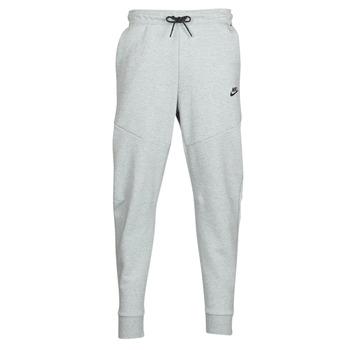 Textiel Heren Trainingsbroeken Nike M NSW TCH FLC JGGR Grijs