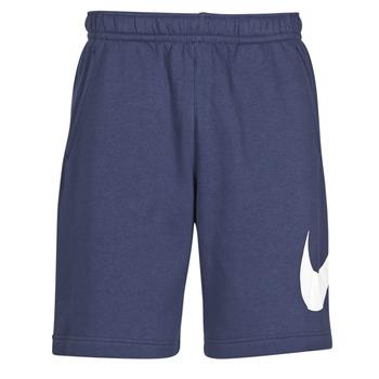 Textiel Heren Korte broeken / Bermuda's Nike M NSW CLUB SHORT BB GX Blauw