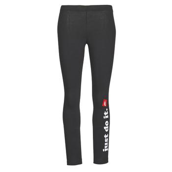 Textiel Dames Leggings Nike W NSW LGGNG CLUB Zwart