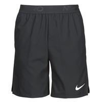 Textiel Heren Korte broeken / Bermuda's Nike M NIKE PRO FLX VENT MAX 3.0 Zwart