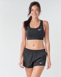 Textiel Dames Sport BH's Nike NIKE SWOOSH BAND BRA NON PAD Zwart