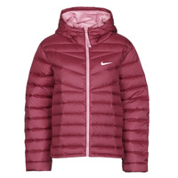 Textiel Dames Dons gevoerde jassen Nike W NSW WR LT WT DWN JKT Bordeau