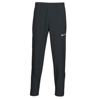 Textiel Heren Trainingsbroeken Nike M NK RUN STRIPE WOVEN PANT Zwart