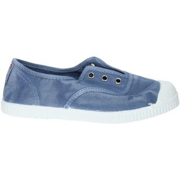Schoenen Kinderen Lage sneakers Cienta 70777 Jeans