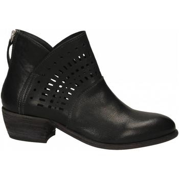 Schoenen Dames Low boots Mat:20 GIPSY WEST nero