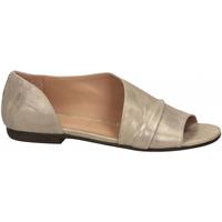 Schoenen Dames Sandalen / Open schoenen Salvador Ribes METAL PARKER stone