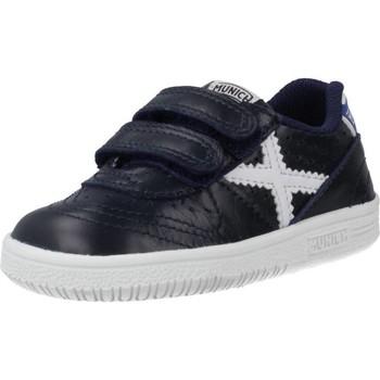 Schoenen Jongens Lage sneakers Munich BABY GRESCA Blauw