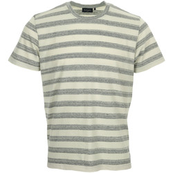 Textiel Heren T-shirts korte mouwen Paul Smith Tee Shirt Regulat Fit Beige