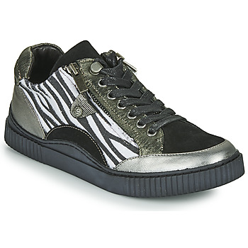 Schoenen Dames Lage sneakers Regard IDEM V5 CRIS ACERO Zwart
