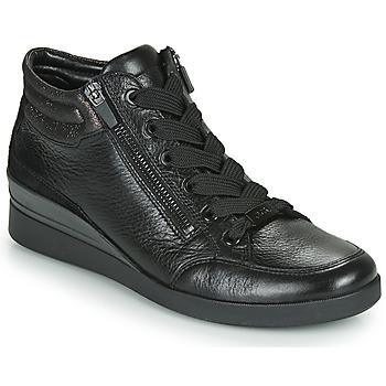 Schoenen Dames Hoge sneakers Ara LAZIO-ST-HS Zwart