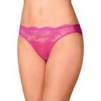Ondergoed Dames Slips Selmark Bikini Brief Violeta Granaat