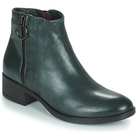 Schoenen Dames Laarzen Dream in Green NARLINE Groen