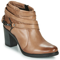 Schoenen Dames Low boots Dream in Green NEGUS Bruin