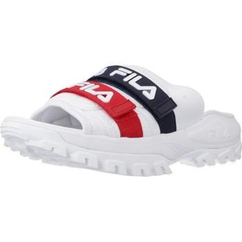 Schoenen Dames slippers Fila DISRUPTOR Wit