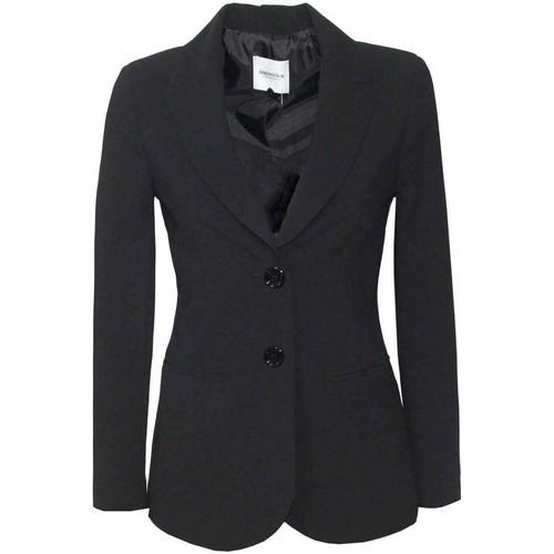 Textiel Dames Jacks / Blazers Annarita N  zwarte