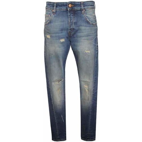 Textiel Heren Skinny jeans Don The Fuller  blauwe