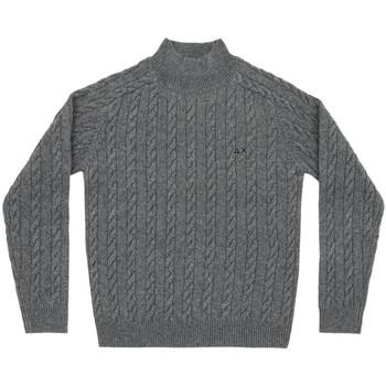 Textiel Heren Truien Sun68  grijs