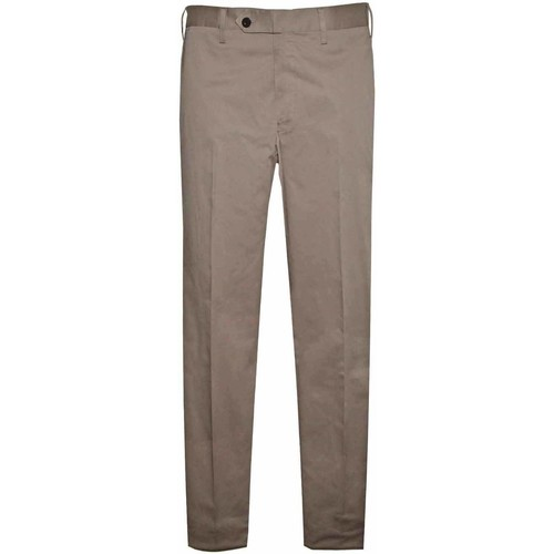 Textiel Heren Chino's Germano  beige