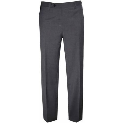 Textiel Heren Pantalons Germano  grijs