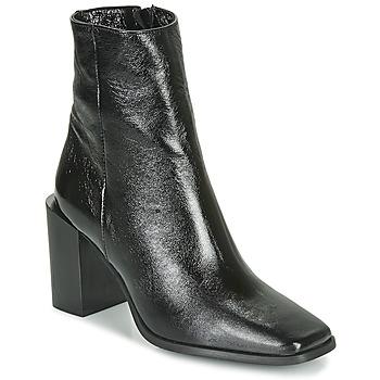 Schoenen Dames Enkellaarzen Fericelli NRETZEL Zwart
