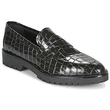 Schoenen Dames Mocassins Fericelli NORNUELLE Zwart